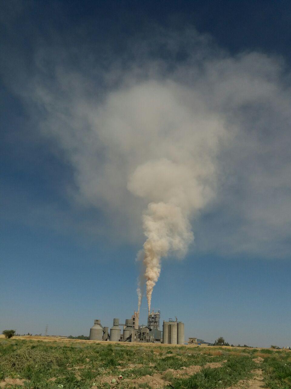 آیا فقط آلودگی سهم رامهرمز از شرکت سیمان است؟
