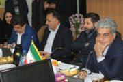 جلسه شورای کشاورزی شهرستان رامهرمز با حضور استاندار