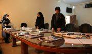 ارسال فعالیتهای شهرستان رامهرمز در حوزه کتاب به دبیرخانه پایتخت کتاب ایران