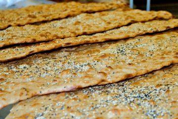 نان سنگک، ابداع شیخ بهایی!