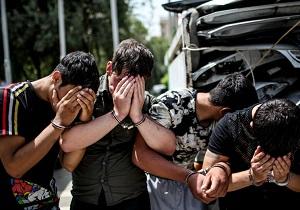 دستگیری باند سارقان احشام رامهرمز