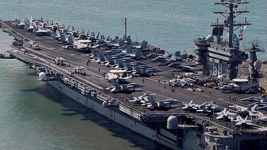 آیا ایران میتواند ناو هواپیمابر آمریکا را غرق کند؟