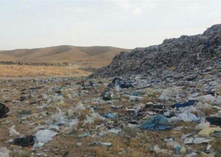 قصه پر غصه رهاسازی زبالهها در پارک جنگلی رامهرمز