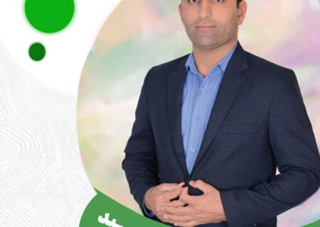 موشن استوری / سید روح اله موسویان مطلق کاندیدای شورای شهر رامهرمز